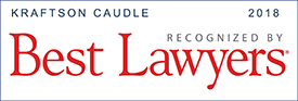 Kraftson Caudle Firm | Best Lawyer Recognition