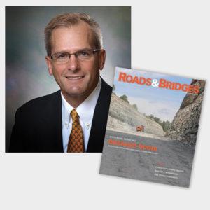 Larry Caudle Contributor to Roads & Bridges