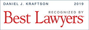 Daniel J. Kraftson Best Lawyers 2019