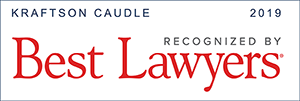 Kraftson Caudle Firm Best Lawyers 2019